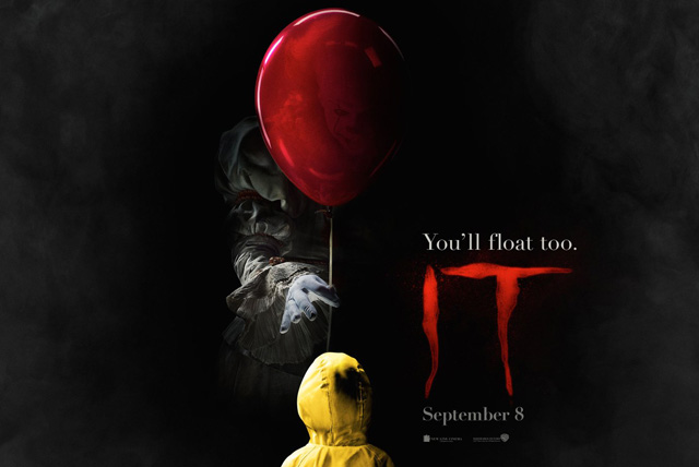 The IT Trailer is Here to Make You Afraid of Clowns Forever