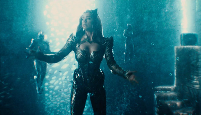 Justice League Trailer Screenshots and Zack Snyder on the Characters
