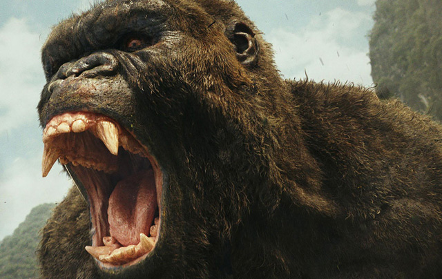 Kong is King at the Box Office with $61 Million