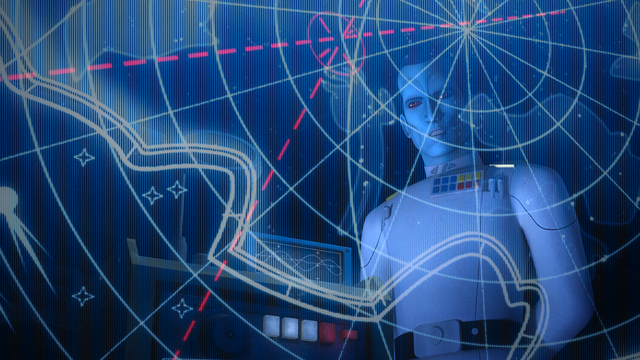 Star Wars Rebels Season 3 Finale Promo and Images