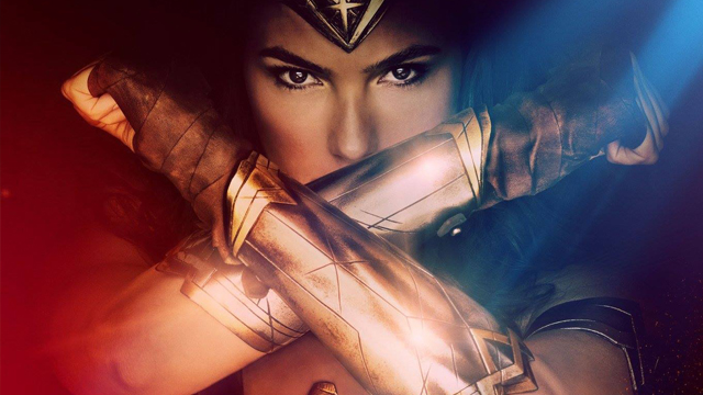 Wonder Woman was showcased in the WB CinemaCon presentation. Which of the WB CinemaCon films are you most excited for?