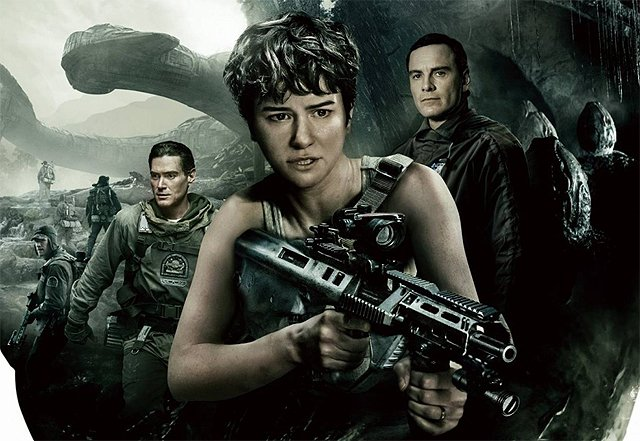 The sequel to the upcoming film Alien: Covenant will begin shooting in 14 months, says Ridley Scott