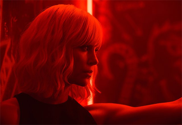 New Atomic Blonde Trailer Explodes with Sexy Action