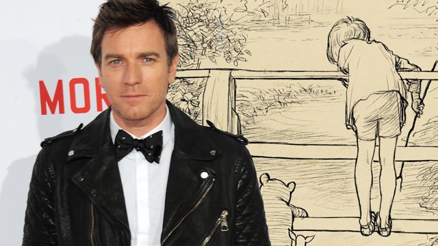 Fargo's Ewan McGregor is set to headline Walt Disney Pictures' upcoming Christopher Robin movie, focusing on the adult life of A.A. Milne's son.