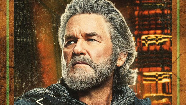 Sit down with Kurt Russell, who plays Ego the living planet in Guardians 2. Ego is Star-Lord's father.