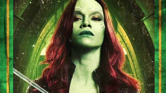 Zoe Saldana returns as Gamora in Guardians 2. In this interview, the actress talks about the arc Gamora takes.