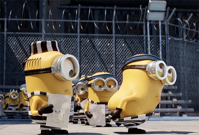 Watch New Despicable Me 3 Footage in TV Spots