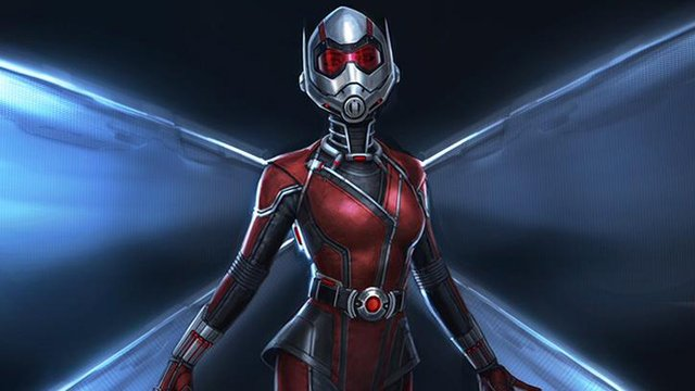 The Wasp will soon make her full debut in the Marvel Cinematic Universe.
