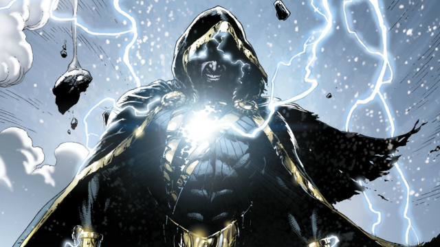 Dwayne Johnson Says Black Adam Could Film Late 2019, Teases DC Cameos