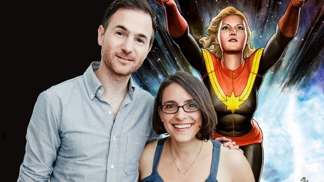The Captain Marvel directors have been found! Anna Boden and Ryan Fleck will be the Captain Marvel directors.