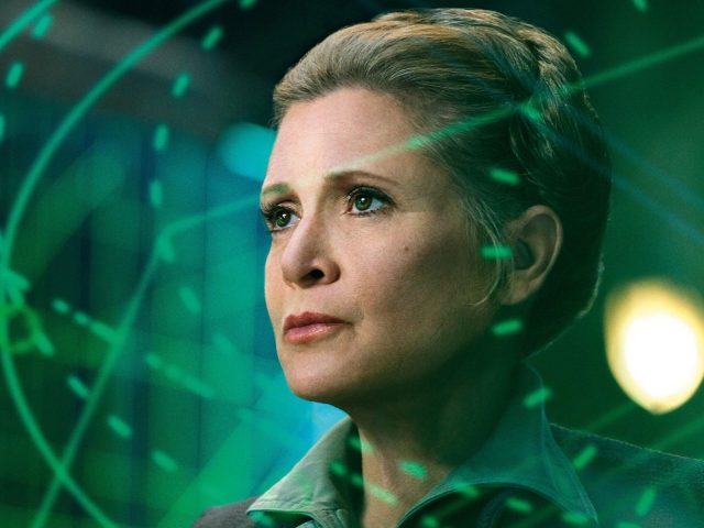 Carrie Fisher Will Appear in Star Wars: Episode IX, According to Brother