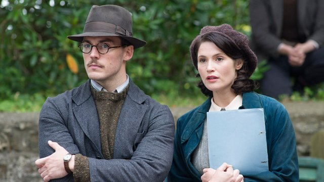 Sam Claflin talks about Their Finest. Check out our full Sam Claflin interview.