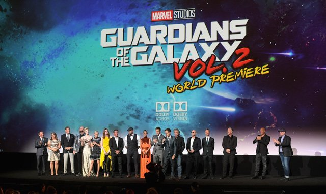 Guardians of the Galaxy Vol. 2 World Premiere Photos