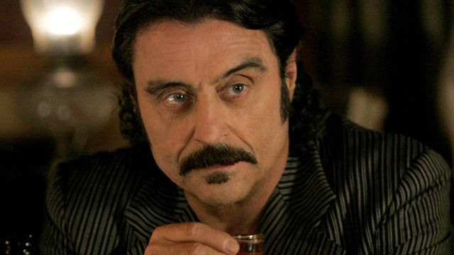 Ian McShane Says Deadwood Movie Script 'Delivered to HBO'