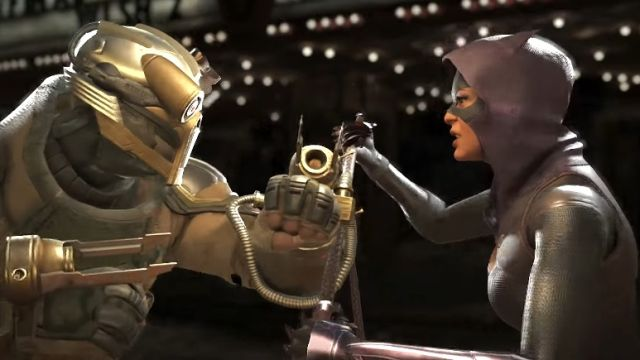 Injustice 2 Gear System Previewed in New Trailer
