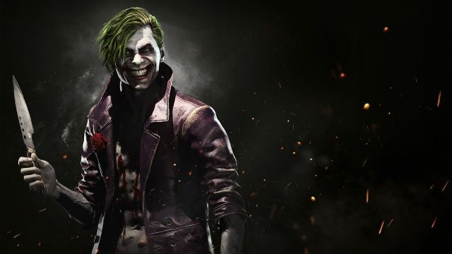 Injustice 2 Joker Trailer Shows Off the Clown Prince of Crime