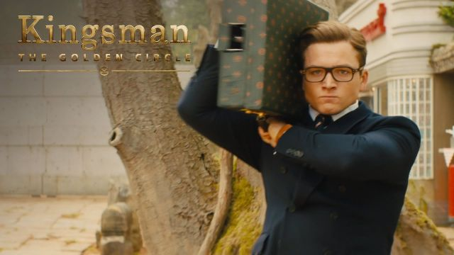 Kingsman: The Golden Circle Trailer Tease Condenses the Whole Thing to 10 Seconds