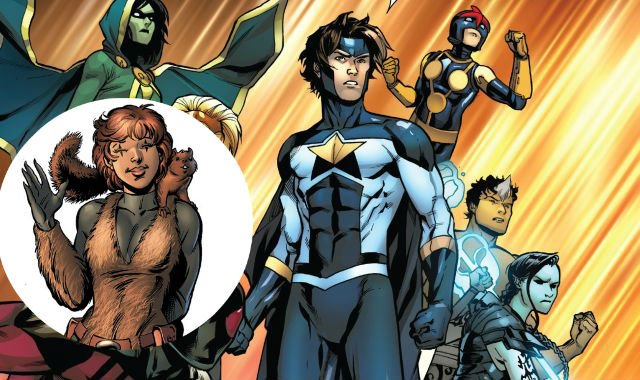 Marvel's New Warriors TV Show Gets Series Order, Will Include Squirrel Girl