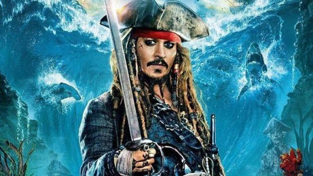 Pirates of the Caribbean: Dead Men Tell No Tales International Posters Make Land