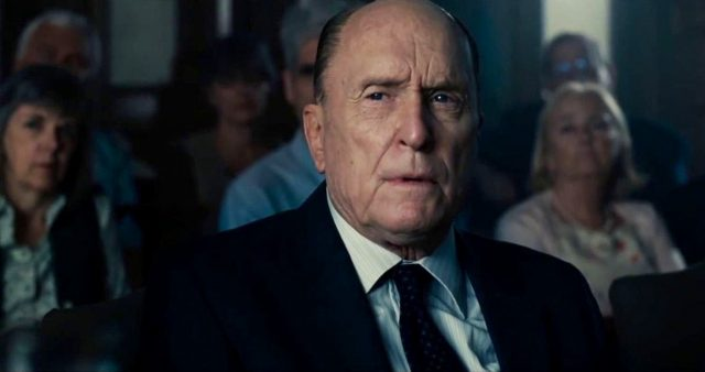 Robert Duvall is set to join Colin Farrell, Viola Davis and Liam Neeson in the heist film Widows