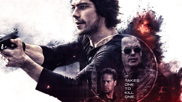 American Assassin Character Posters: It Takes One to Kill One