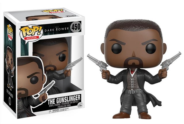 Dark Tower Pop Vinyls Remember the Cute Face of Their Father