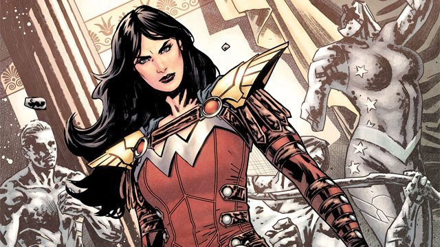 Donna Troy would be welcome in the Wonder Woman sequel. Would you like to see a Wonder Woman sequel featuring Donna Troy?