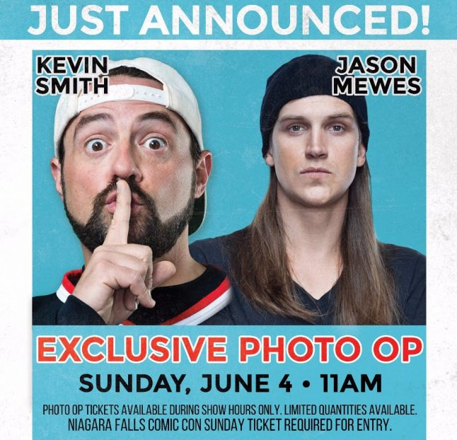 Kevin Smith to Appear at Falls Horror Fest
