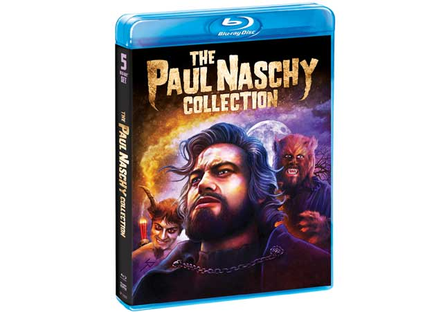 Paul Naschy Blu-ray Set Details From Scream Factory