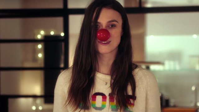Take a look at the Love Actually Red Nose Day special! The Love Actually Red Nose day special hits later this month.