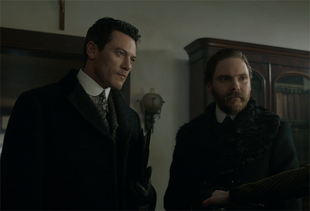 First The Alienist Trailer Featuring Daniel Bruhl and Luke Evans