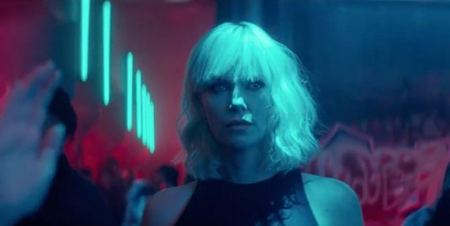 Charlize Theron is MI6's most lethal assassin in the new Atomic Blonde TV spot
