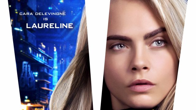 Valerian Character Posters Reveal the Creatures and Robots in the Comic Adaptation