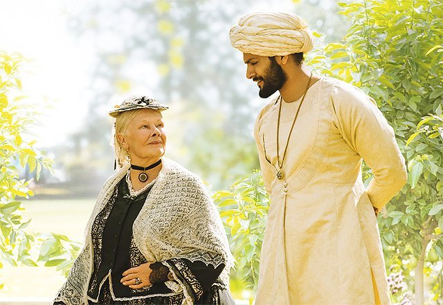 Judi Dench in First Victoria & Abdul Trailer and Poster