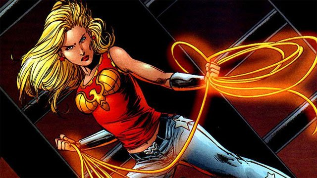 Wonder Girl would make a great addition to the Wonder Woman sequel. Would you like to see a Wonder Woman sequel with Wonder Girl?