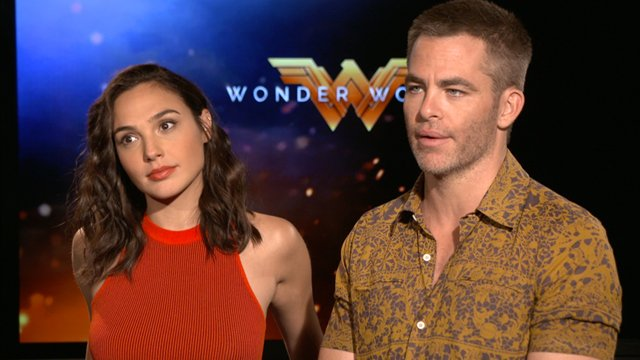 CS sits down with Wonder Woman stars Gal Gadot and Chris Pine! Catch director Patty Jenkins' DC Comics film in theaters this Friday, June 2.