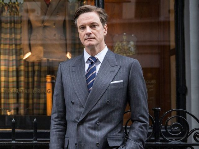 Colin Firth has joined the cast of the upcoming film Benjamin's Crossing