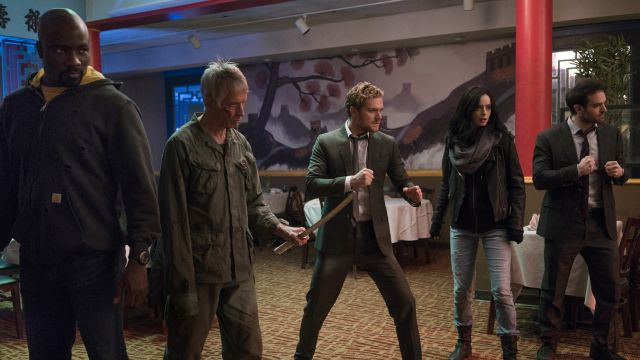 New Defenders Photos Bring the Misfits of the MCU Together