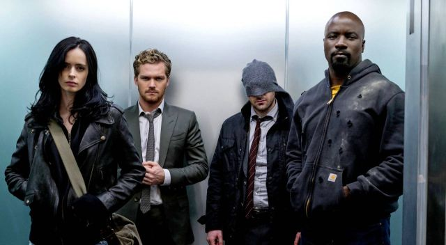 Marvel's The Defenders featurette gives us a look at what's going on behind-the-scenes