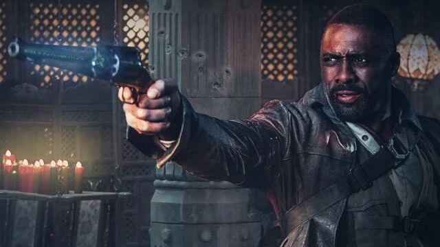The Dark Tower Motion Posters Tease Tomorrow's Trailer