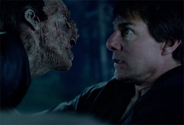 New Mummy Trailer: Tom Cruise Unleashes a Monster Universe