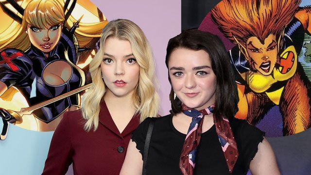 It's official! Anya Taylor-Joy and Maisie Williams have joined the New Mutants cast. Who else will join the New Mutants cast?