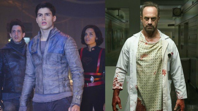 Syfy Gives Series Order to Krypton and Happy!, Developing George R.R. Martin Series