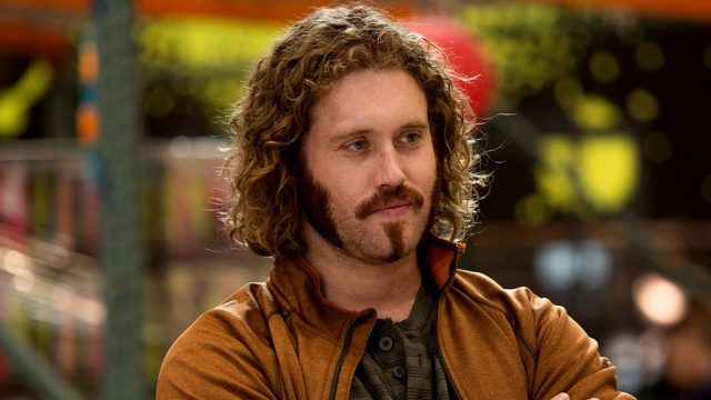 T.J. Miller how his Ready Player One character wants to be Boba Fett