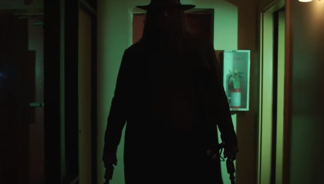 New Preacher Promo: The Saint of Killers Comes Marching In