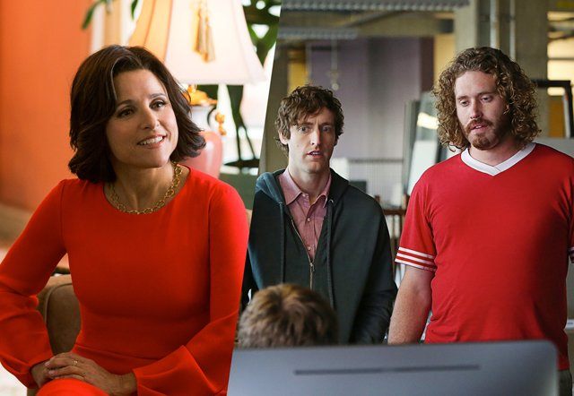 Silicon Valley Season 5 and Veep Season 7 Greenlit by HBO