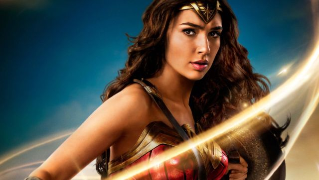 Wonder Woman Wields The Lasso Of Truth In New Poster