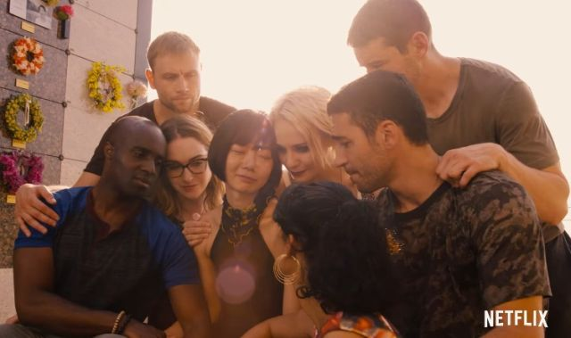 Netflix Greenlights 2-Hour Finale for Sense8 to Premiere in 2018