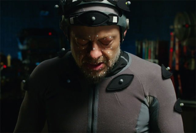 See Andy Serkis Transform in War For the Planet of the Apes