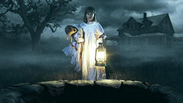 A stylish new Annabelle: Creation movie poster has been released, teasing the upcoming expansion of The Conjuring universe. Catch it in theaters August 11.